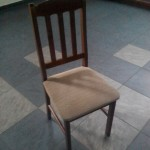 Chair wooden Getman