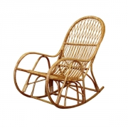 Rocking-chair from a rod