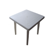 Table square plastic