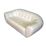 Sofa soft white Magnate