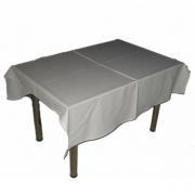 Cloth on a table