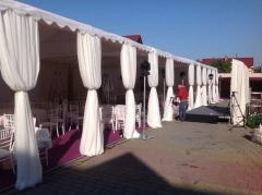 Tent rent