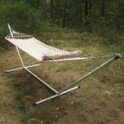 Hammock + suppor