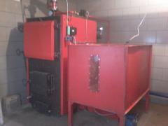 Проектування та монтаж систем опалення