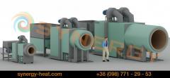 Виготовлення теплогенераторів від 0,5 - 20 МВт