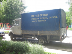 Brovara's cargo transportation and area.