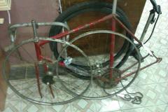 Restoration of bicycles