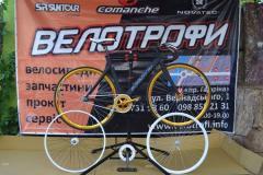 Repair of bicycles