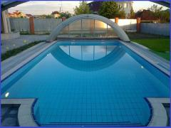 Construction of pools of any type