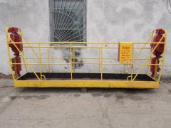 Аренда, ремонт, продажа строительной люльки ЛЭ-100-300