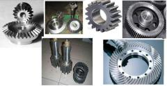 Production and repair of reducers under the order