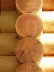 Брус для деревянного дома