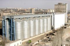 Услуги отгрузки мешкованной продукции Копанским хлебоприемным предприятием