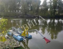 Dredging of reservoirs