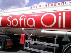 Ransportation of diesel fuel, gasoline, sale and