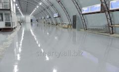 Device of industrial floors