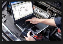 Диагностика и ремонт двигателя