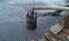 Откачка   окалины и других отложений на сталелитейных и   коксохимических предприятиях