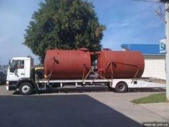 Перевозка крупногабаритных и негабаритных грузов по Украине.