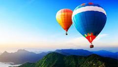Полет на  воздушном шаре г.Львов
