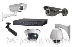 Ремонт камер видеонаблюдения в Донецке