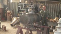 Balancing of a rotor Sumy Ukraine