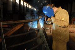 Services in welding of a metalwork Sumy Ukraine