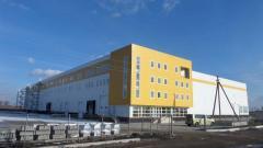 Warehousing of the production equipmen