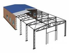 Индивидуальное проектирование быстровозводимых модульных зданий