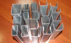 Изготовление различных конфигураций армирующего профиля