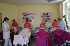 Cosmetology courses, Training of cosmetology
