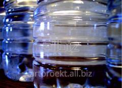 Drinking water, Tara for water, Ukraine