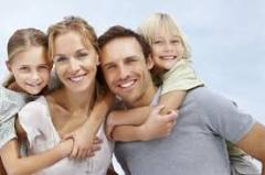 Practical help in restoration of a family and