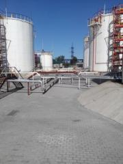 Production and installation of pumping stations