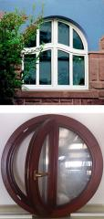 Installation of window and front systems of