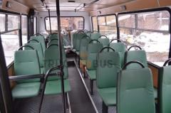 Repair of frameworks of passenger seats