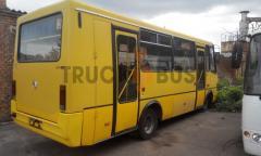Переоборудование автобусов Эталон (инвалид)