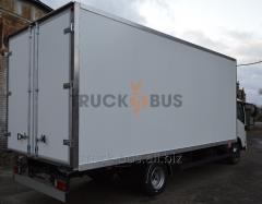 Виготовлення фургонів вантажних автомобілів...