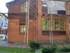 Реконструкция коттеджей