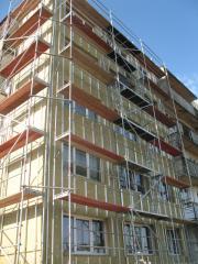 Реконструкция многоэтажных зданий