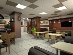 Реконструкция ресторанов