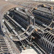 Production of reinforcement cages