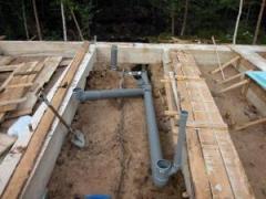 Sewerage device