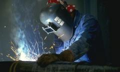 Welding of corrosion-proof and non-ferrous metals