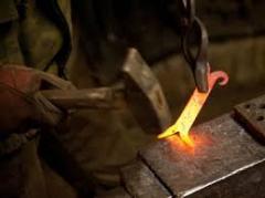 Ковка изделий из металла