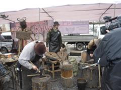 Ковальські роботи, кування металів