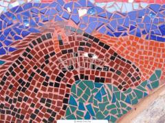 Мозаика смальтовая