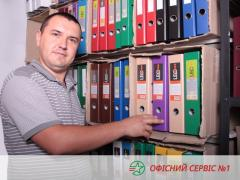 Доставка офисных товаров в Николаеве
