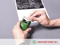 Изготовление печатей, штампов и факсимиле