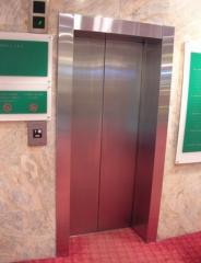 Обрамления лифтовых порталов